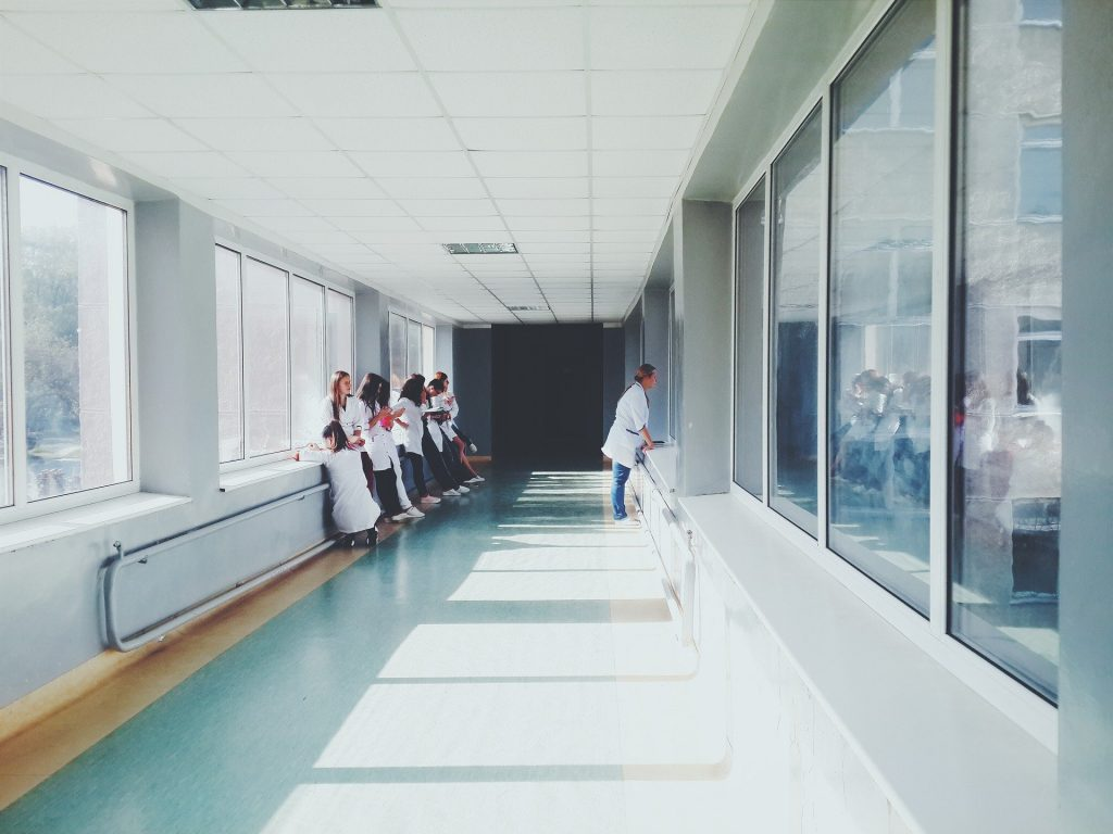 audio monitoring solutions in healthcare